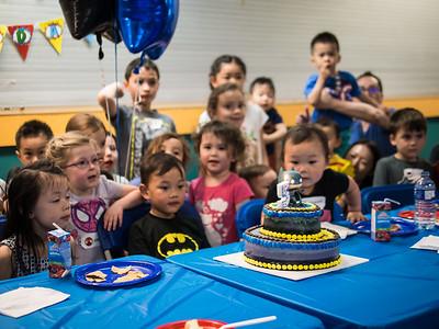 Garrison Lee's 5th Birthday