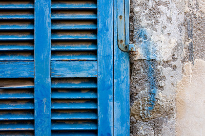 Mallorca....I think. Just a bit of detail in an old building.