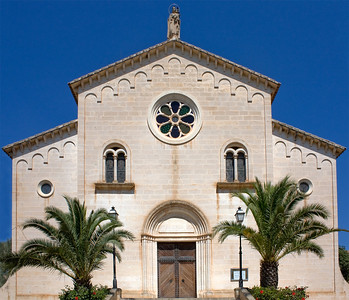Church in Mallorca (I think).