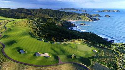 Kauri Cliffs (North Island), New Zealand