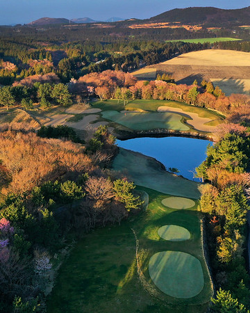 Nine Bridges Golf Club, South Korea