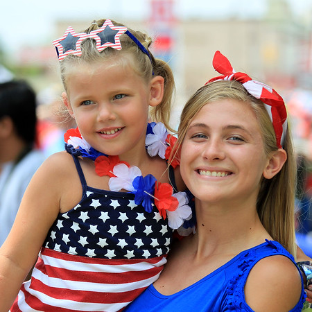 Gas City 4th of July Parade 2017