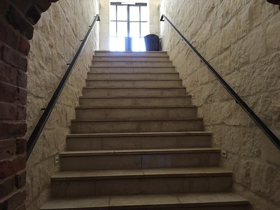 Bunker - Entrance Stairs