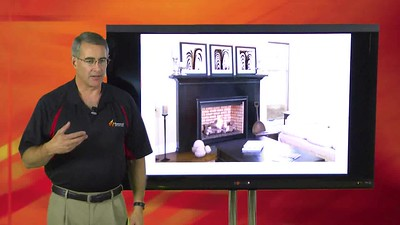 Rasmussen Gas Logs in Your Gas Fireplace
