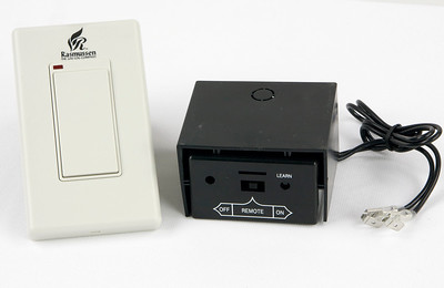 WS-MV1  Wall Switch Remote Transmitter and Receiver for use with Millivolt and 24volt EIS