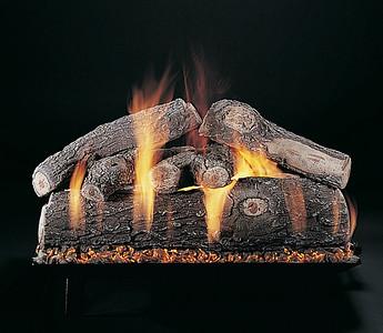 Frosted Oak on CS Pan Burner