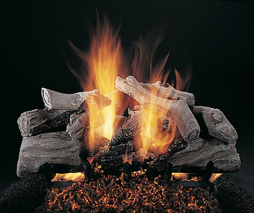 """20"""" Evening Campfire extended with Chunk kit; FX Burner"""