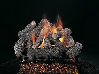 Bonfire on FX Burner