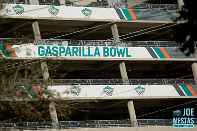 The 2019 Bad Boy Mowers Gasparilla Bowl