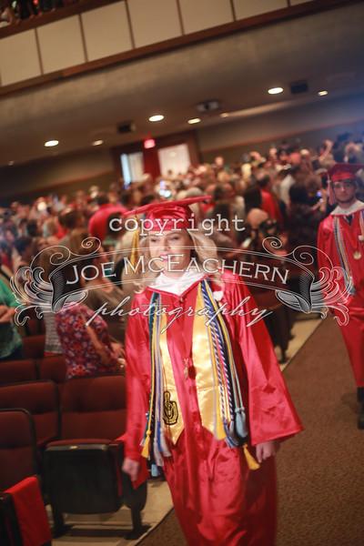 Gaston High Graduation