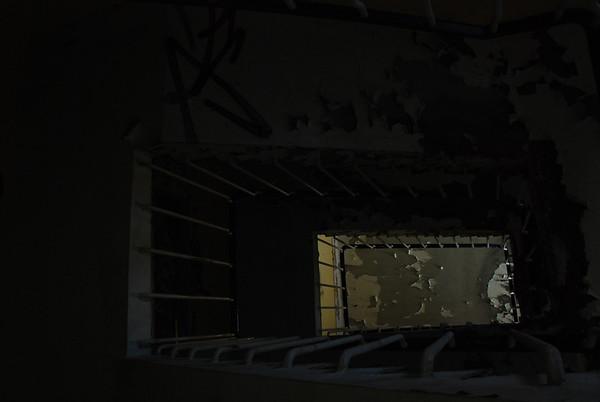 Stairwell porn