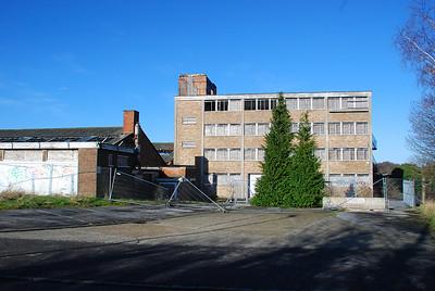 Gaston Marbaix Manufacturing,Basingstoke 2014.