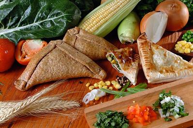 Empanadas de verduras