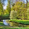 Весна в Гатчинском парке - Водный лабиринт
