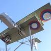 Gatchina. Aeroplane Farmann Model-Monument / Гатчина. Памятник-модель аэроплана «Фарман»