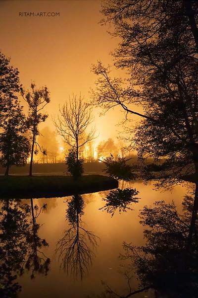 Тайны ночного озера / Mysteries of the Night Lake