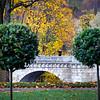 Осень в Гатчинском парке - Карпин мост