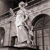 Гатчинский дворец - скульптура Благоразумие