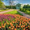 Остров Любви с Павильоном Венеры - Весна