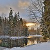 Gatchina Park - Icy Beauty / Гатчинский парк - Морозная красота