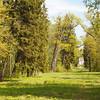 Gatchina Park. Spring - Eagle Pavilion / Гатчинский парк. Весна - Павильон орла