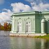 Venus Pavilion on the island of Love. Gatchina Park / Павильон Венеры на острове Любви. Гатчинский парк
