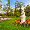 Gatchina Park. The Sculpture of Mars / Гатчинский парк. Скульптура Марса