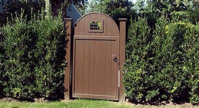 185 - Bronxville NY - Custom Gate