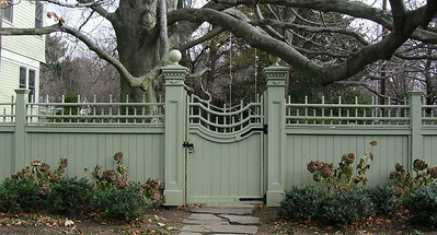 873 - NJ - Universal & Custom Cambidge Topper Gate