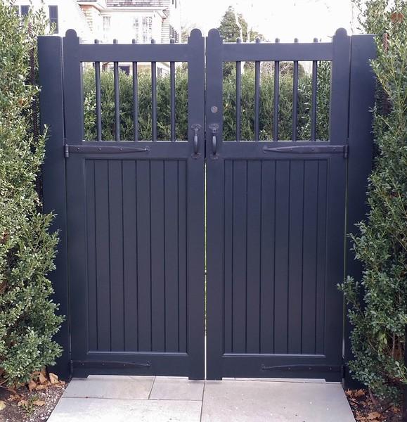 294 - NY - Custom Double Gate