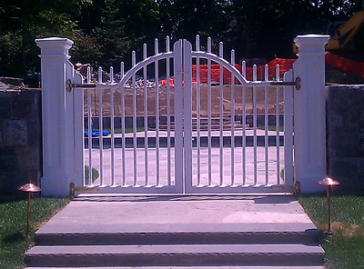 185 - 331292 - Briarcliff Manor NY - Custom Cambridge Double Gate