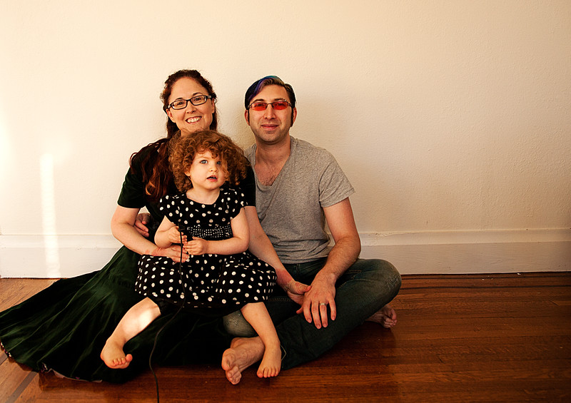 The Silverstein Family 2014 Holiday Portrait