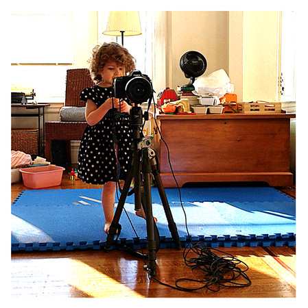 The Young Photographer