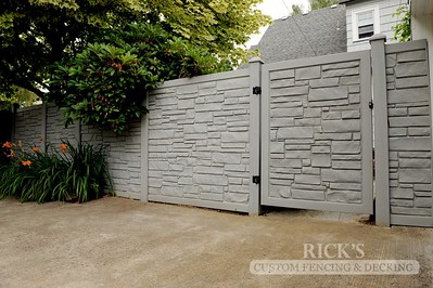 6105 - Allegheny Simulated Rock Gate