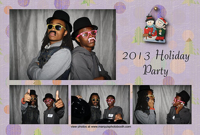 Gatesworth Holiday Party 1-11-13