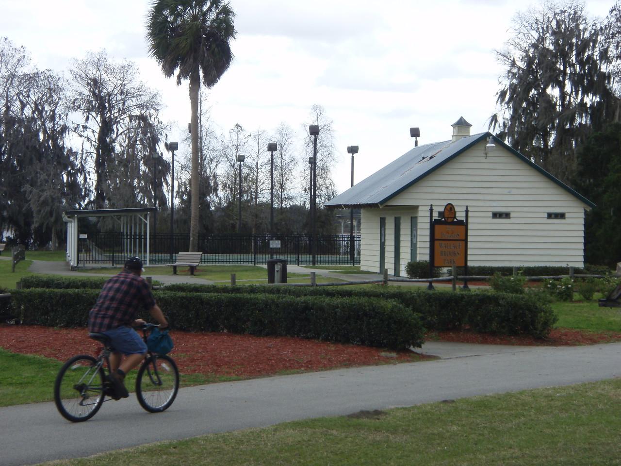 Wallce Brooks Park (Deb Blick)