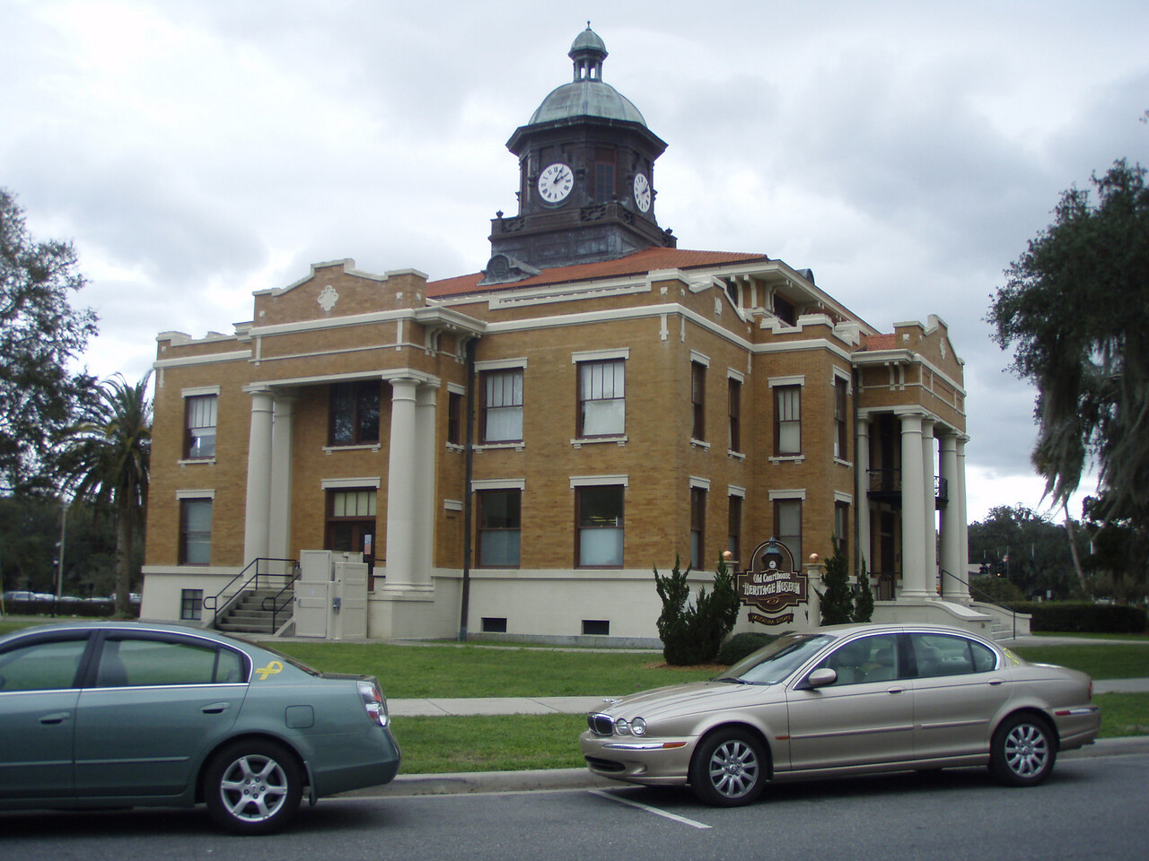 Citrus County Courthouse (Deb Blick)
