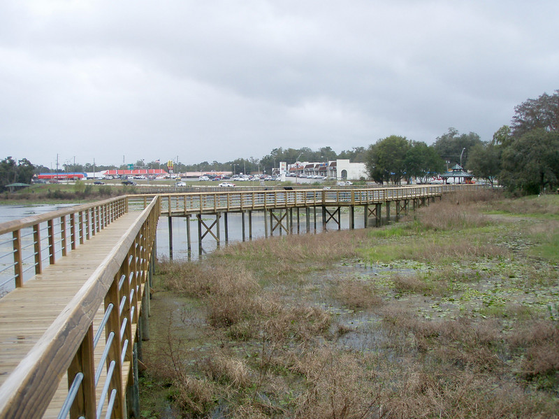 Boardwalk downtown (Deb Blick)