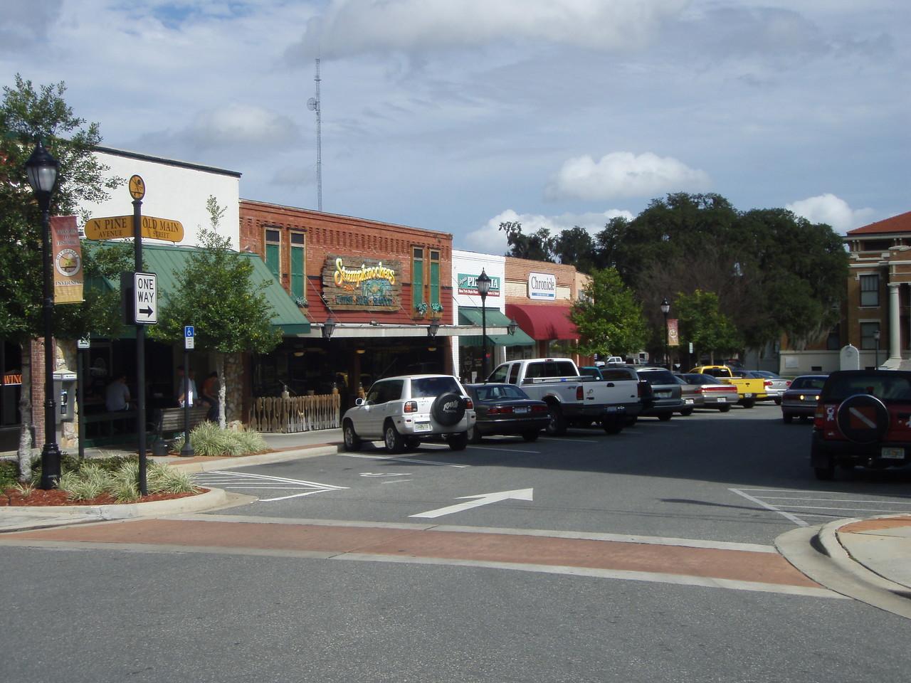 Downtown shops (Deb Blick)