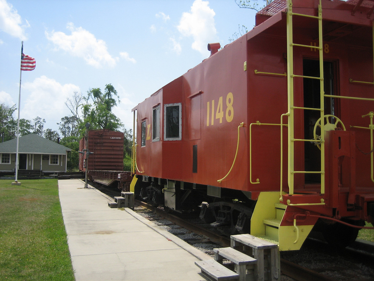 L&N Railroad Museum