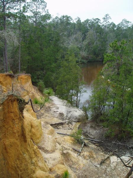 Juniper Creek bluffs near Red Rocks (Phyllis Malinski)