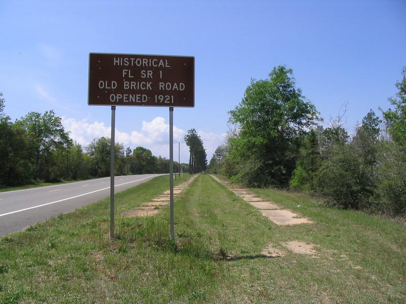 Old Brick Highway