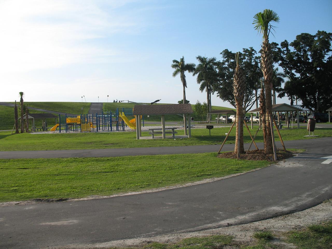 Rardin Park, between Pahokee and Belle Glade (Sandra Friend)