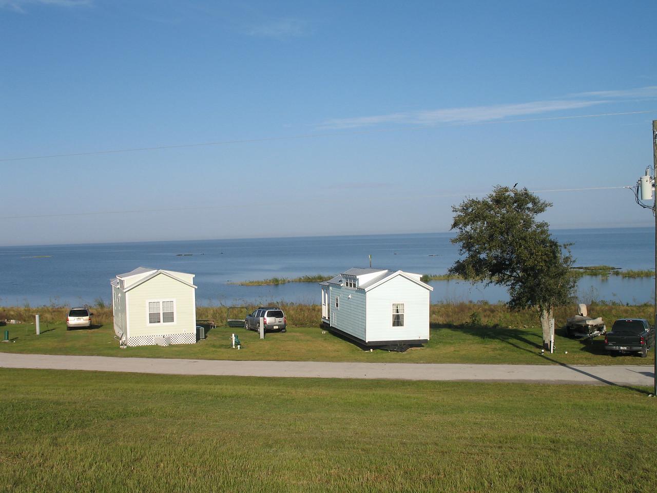 Cabins at Everglades Adventures (Sandra Friend)