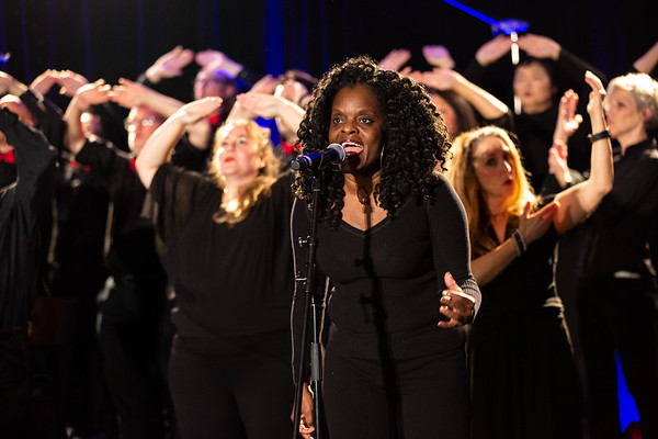Gateway L.A.'s 15th Annual Holiday Concert.  PRESS PHOTOS