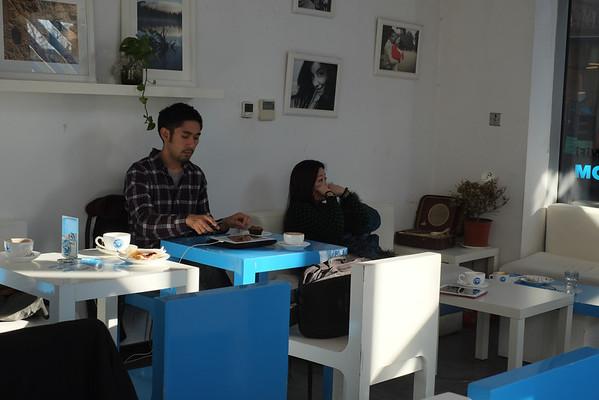 FishEye Cafe 2013
