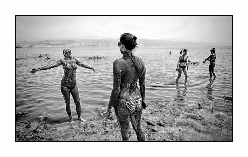 A joy In the dead sea.