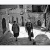 Two Elderly cupel in Old Tzefat