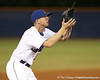 photo by Tim Casey<br /> <br /> Florida sophomore Josh Adams fields a ground ball during the second inning of the Gators' 6-3 win on Friday, February 20, 2009 at McKethan Stadium in Gainesville, Fla.