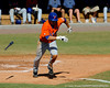 Junior Matt den Dekker takes off toward first base during the University of Florida Orange and Blue scrimmage game in Gainesville, Fla on November 8, 2008. (Casey Brooke Lawson / Gator Country)